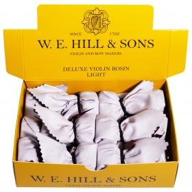 W E Hill & Sons Violin Rosin Light
