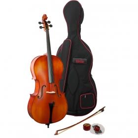 Hidersine Vivente Academy Cello 3/4 Outfit