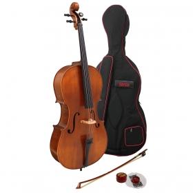 Hidersine Vivente 1/4 Cello Outfit