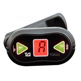 TGI Ukulele Tuner - Digital Clip On